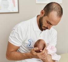 Osteopatia Pediatrica: l'approccio al neonato.